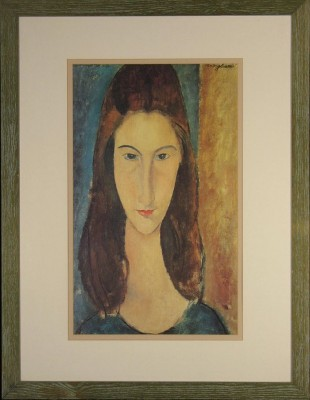 Modigliani Portrait